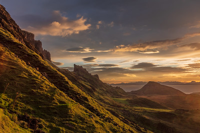 Morning on Isle of Skye