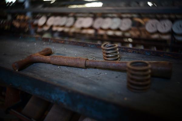 Klotz Silk Throwing Mill---Lonaconing, MD