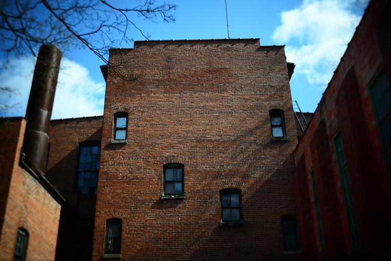 Klotz Silk Mill---Lonaconing, MD