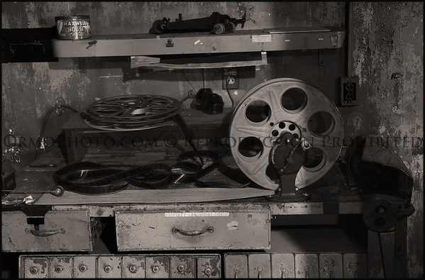 Film Cutting Room