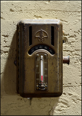 Thermostat (detail)