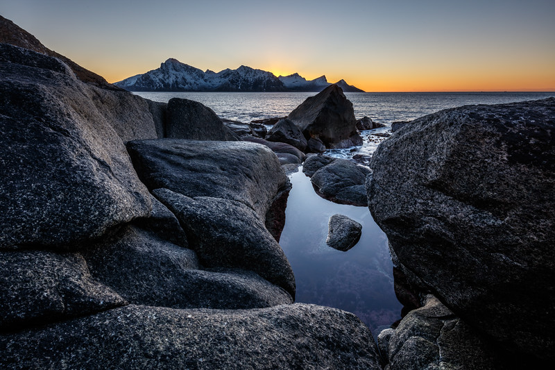 This photo was shot during the Lofoten February 2017 photo workshop.