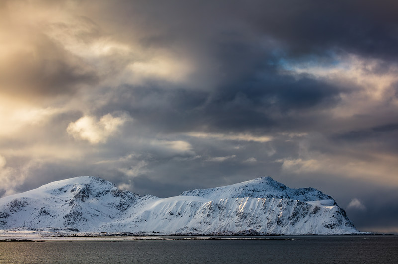 The light in Lofoten
