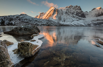 This photo was shot during the Lofoten February 2017 photo workshop. See workshoips here https://www.hanskrusephotography.com/Hans-Kruse-Photo-Workshops/Workshops
