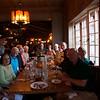 Other group at Old Faithful Inn dinner