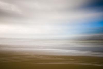 Sand, Ocean, Waves & Wind
