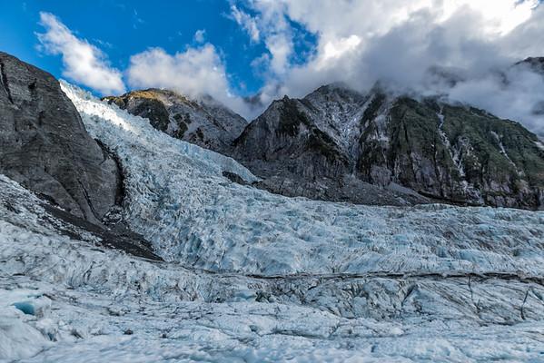 On Fox Glacier
