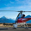 Mount Cook Heli, After the Flight
