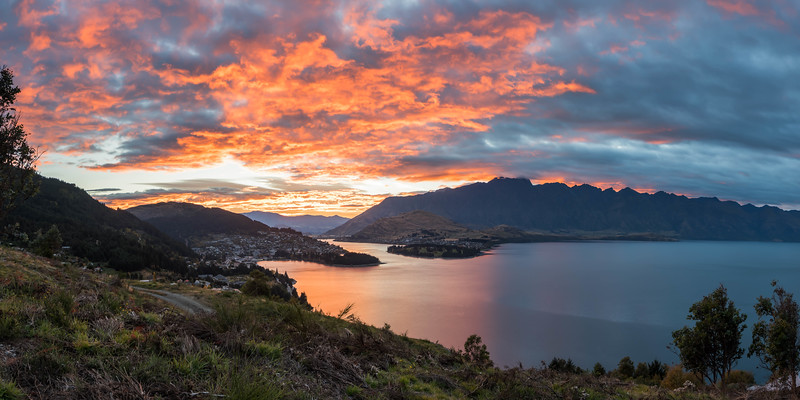 Wakatipu and the Remarkables