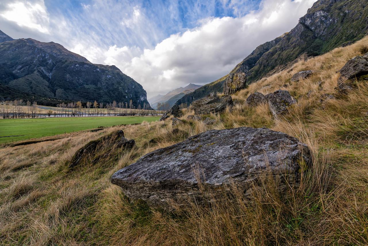 Matukituki Valley View
