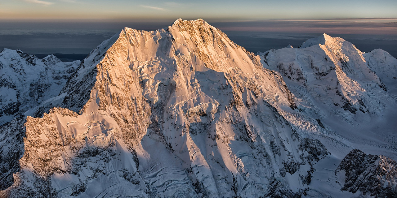Early Light on Mount Cook