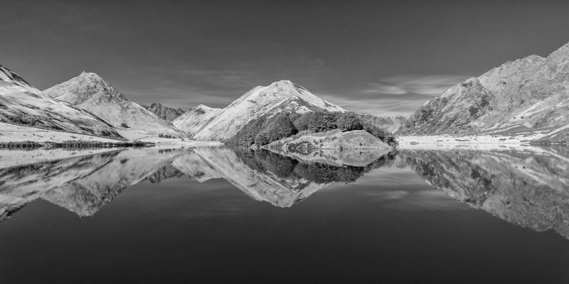 Moke Lake Infrared