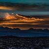 LaSal Sunset