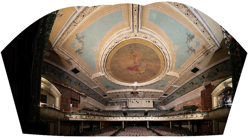 Orpheum Theater---New Bedford, MA