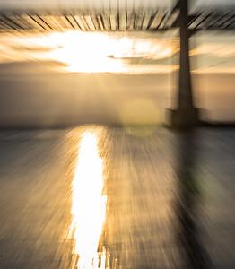 Sunrise in Linen Two