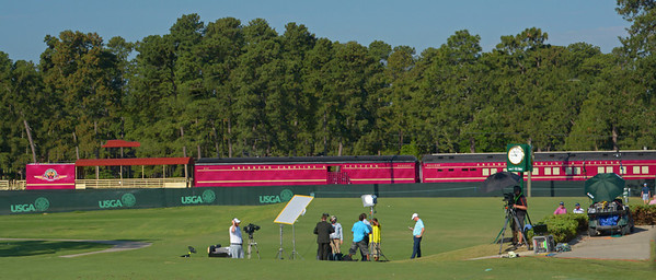 Trains_The Pinehurst Train at the Open_Diane McCall