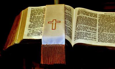 Church - The word of God - Cathy Locklear