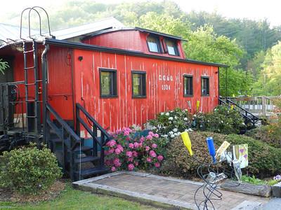 Trains-JoAnn Sluder