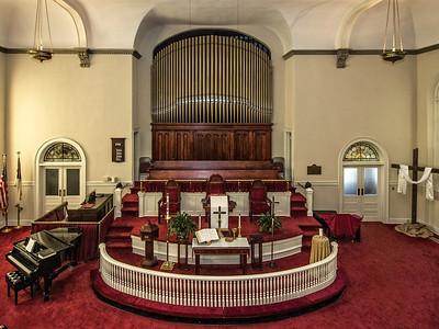 Church Alter  A  Reeder