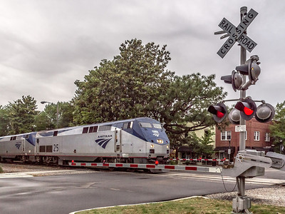 Train  A  Reeder