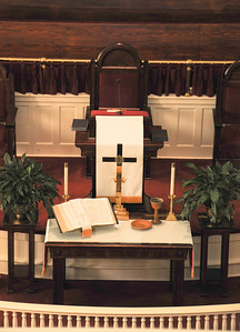 Dave's Church_Jill Margeson_Peaceful