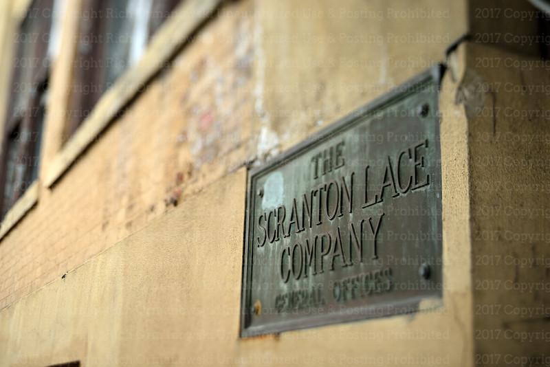 Scranton Lace General Offices