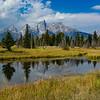 Teton Range and Snake River