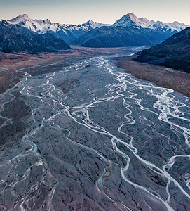 """Braided River"""