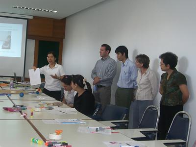 2007 Thailand CMU CLE Class