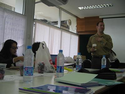 2007 Thailand Lumphun CLE Training