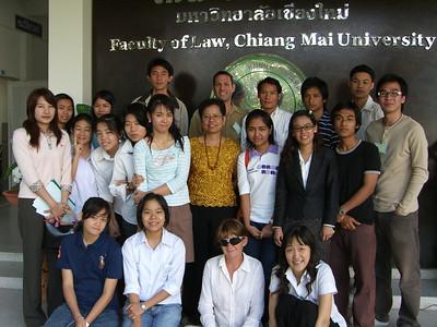 2007 Thailand Vietnam Study Visit