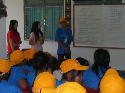 2008 Thailand Chiang Rai CLE Training