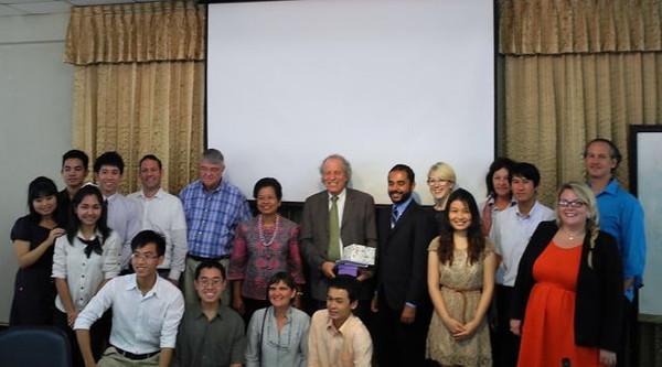 2012 Thailand Pre Trial Detention Workshop