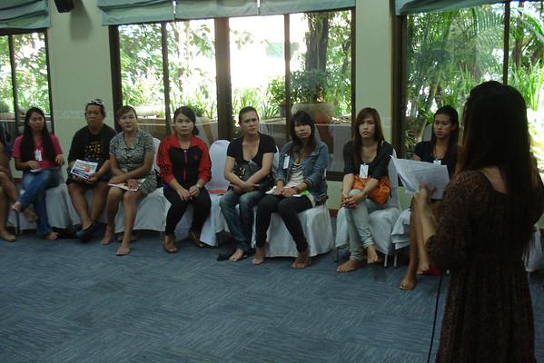 2012 Thailand TG SW Human Rights Workshop