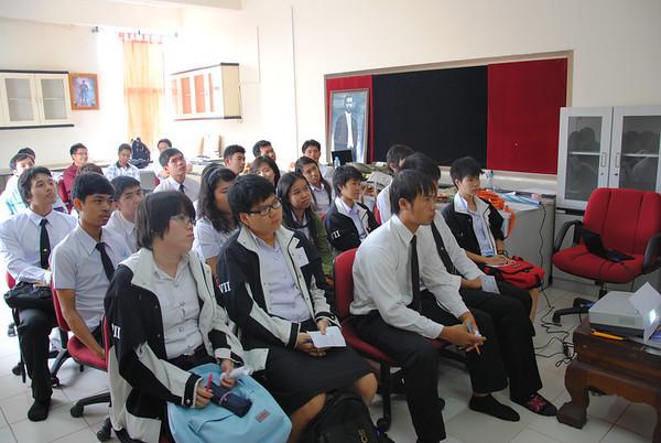 2012 Thailand UP CLE Workshop