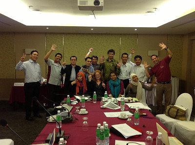 2013 Indonesia Bangkok CLE Workshop