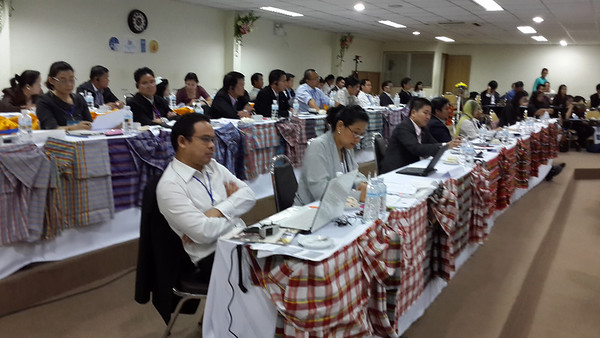 2013 Thailand Khon Kaen University Regional CLE Conference