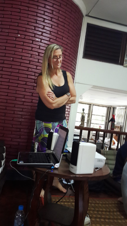 2013 Thailand Communications Workshop