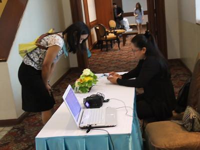 2014 Legal Ethics, Pro Bono, Access to Justice, and Pro Bono Curriculum training workshop - Ubon Ratchathani