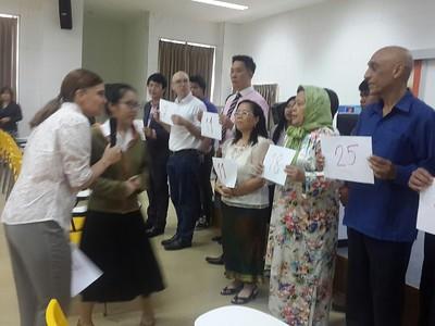2015 ASEAN Co-Op Training Workshop - Khon Kaen University