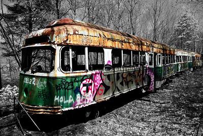 TrolleyGraveyard43017_0085bw