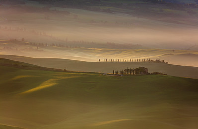 Light on the Tuscan Land