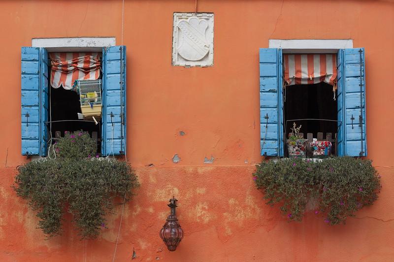 Colours in Burano
