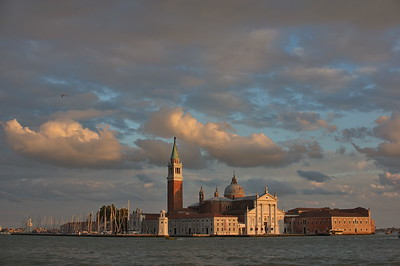 View from Venice to San Giorgio