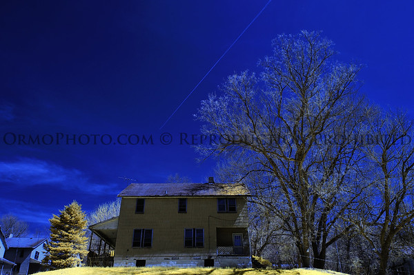 The Green House (Infrared)