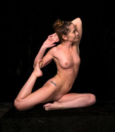 Yoga Art Nudes