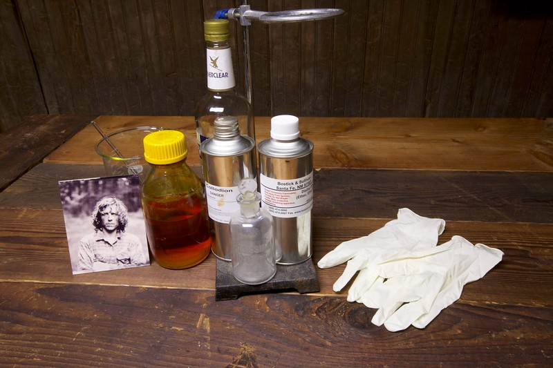 Collodion preparation
