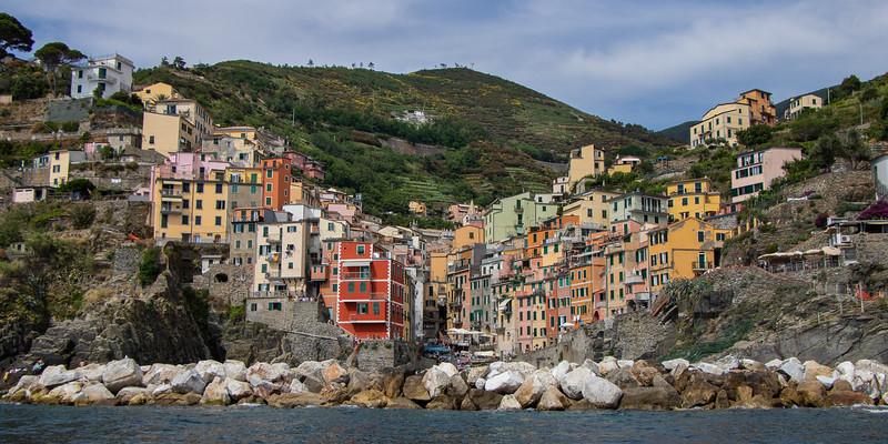 Riomaggiore , Cinque Terre