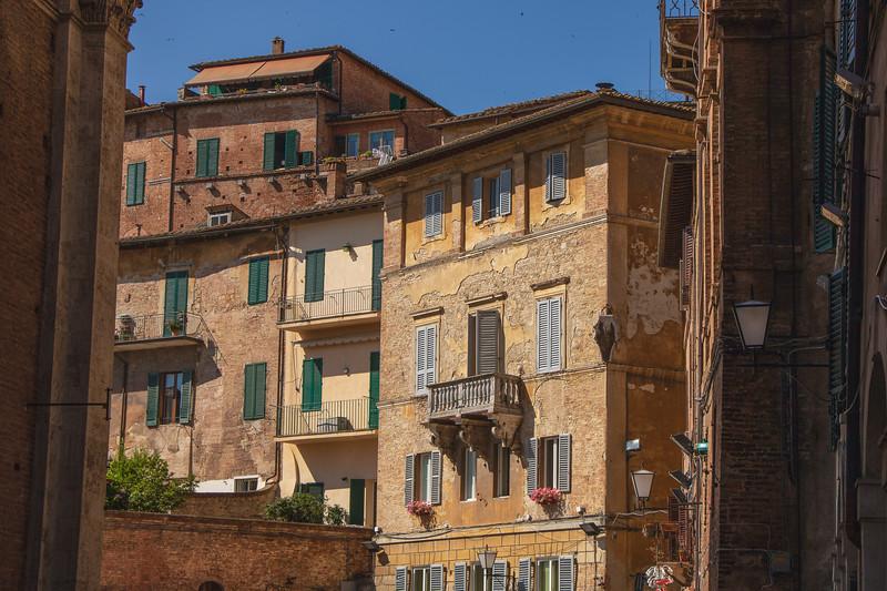 Siena , Tuscany