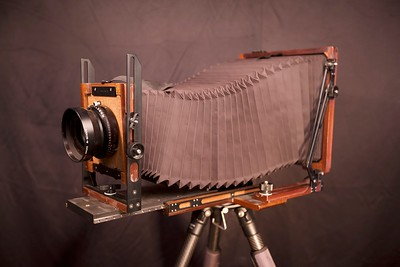 8x10 large format camera